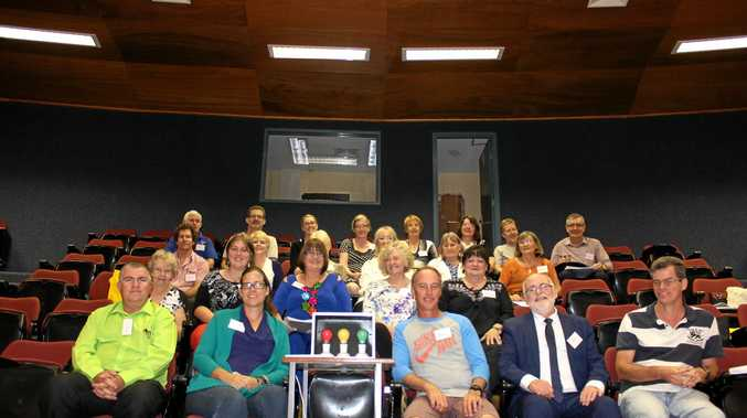 The Toastmasters area conference involved four clubs from Mackay who were competing to move through to the next round of events.