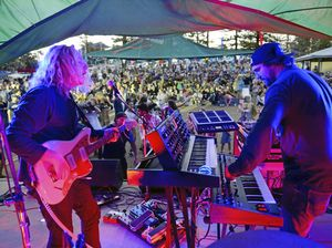 VIDEO: Festival brings community together with good vibes