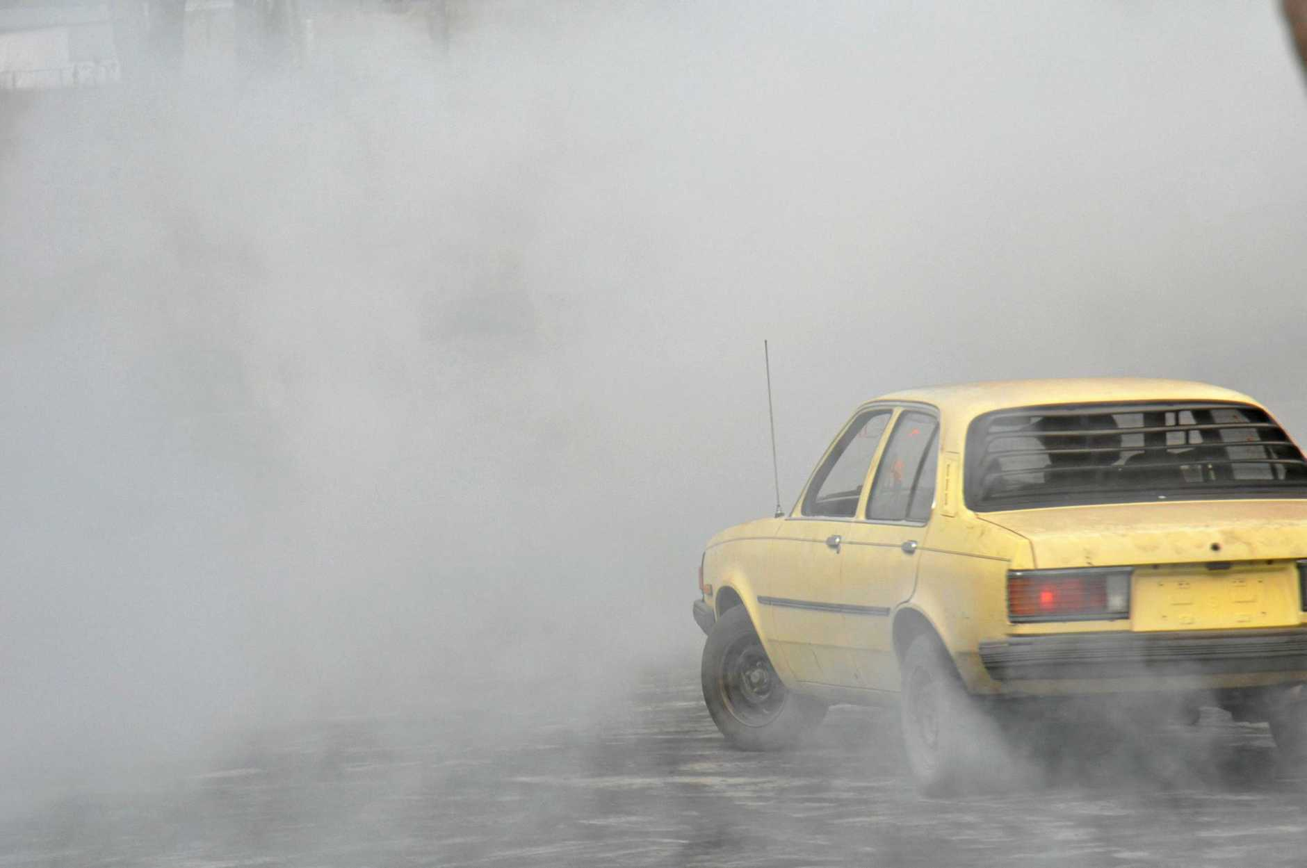 Bundaberg drivers will be able to participate in the sport of burnouts.