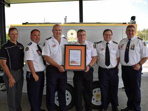 Hard working volunteers honoured with awards