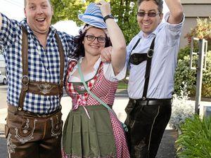 Toowoomba celebrates Oktoberfest with travelling funfair