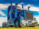 LAURIE Williams' Phat Cat Western Star has now won two major truck show awards