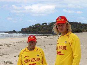 Surf life saving club issues SOS