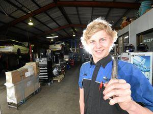 TAFE apprentice scores gold at 'tradie olympics'