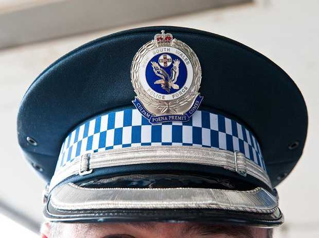 A man has been charged after allegedly wielding a knife in a Tweed Heads South carpark.