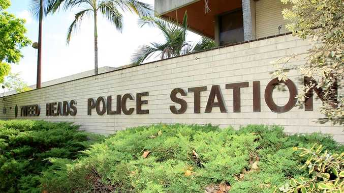 Tweed Police station Photo Blainey Woodham  / Daily News