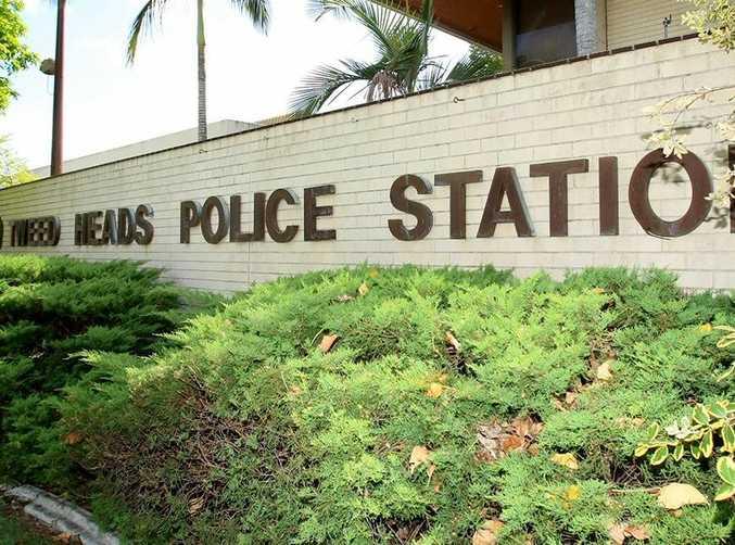 Tweed Police station Photo Blainey Woodham  / Daily News