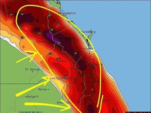WEATHER: Wild week forecast for Capricornia