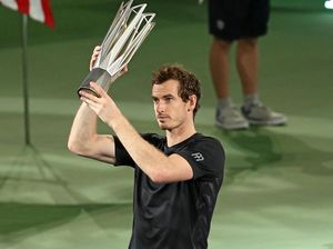 Murray aiming to be No.1 in the world