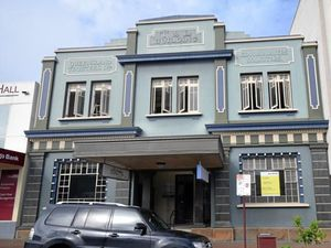 Historic Toowoomba building gets facelift for new tenants