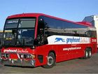 Goondiwindi Regional Council Mayor Graham Scheu is urging residents to use the Greyhound bus service to Toowoomba otherwise it will be cancelled.  Photo Contributed