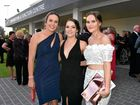 Jane Rowbotham, Carly Cooper and Imogen Newton at the 2016 Maranoa Business Awards at the Explorer's Inn on Saturday night.