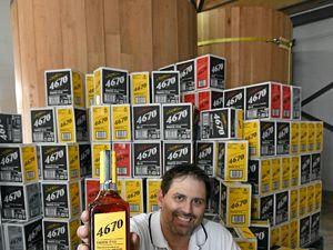 It's a rum rebellion! Distiller's new deal