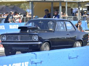 Dragfest is the weekend of the year for dragsters