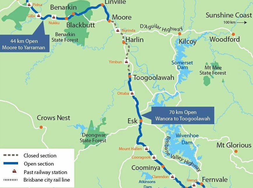 Somerset Council says the Queensland Government has underestimated the cost of the Toogoolawah to Wanora section of the Brisbane Valley Rail Trail by more than $1 million.