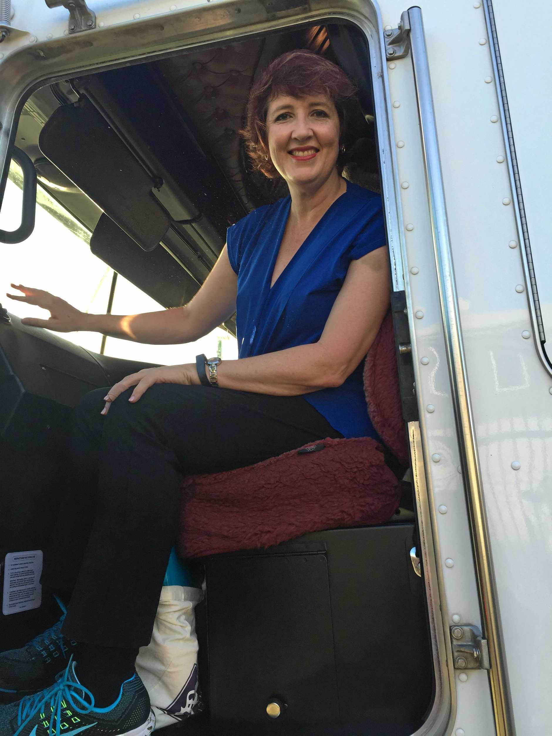 Member for Maroochydore, Fiona Simpson