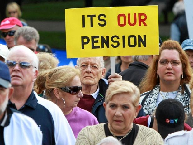 What do the aged pension changes mean for you?
