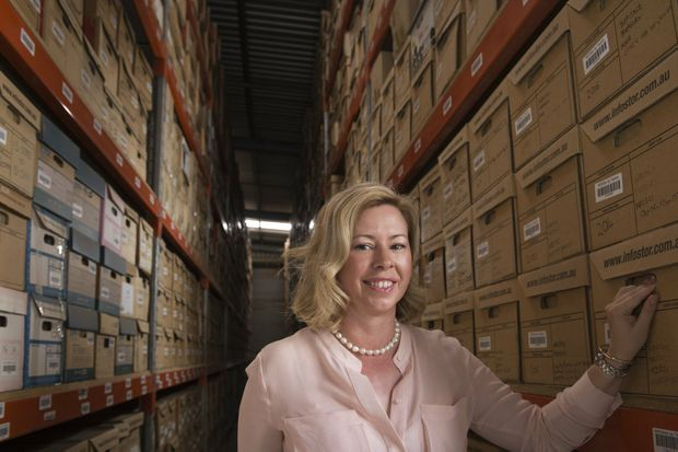 Melissa Taylor has turned the family business into a success.