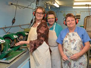 Lapidary Club helps Gatton woman's rehabilitation