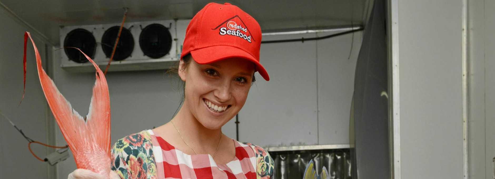 Ruby Mills is doing Bundaberg proud.