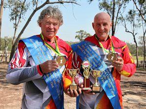 This Fraser Coast veteran still tastes success