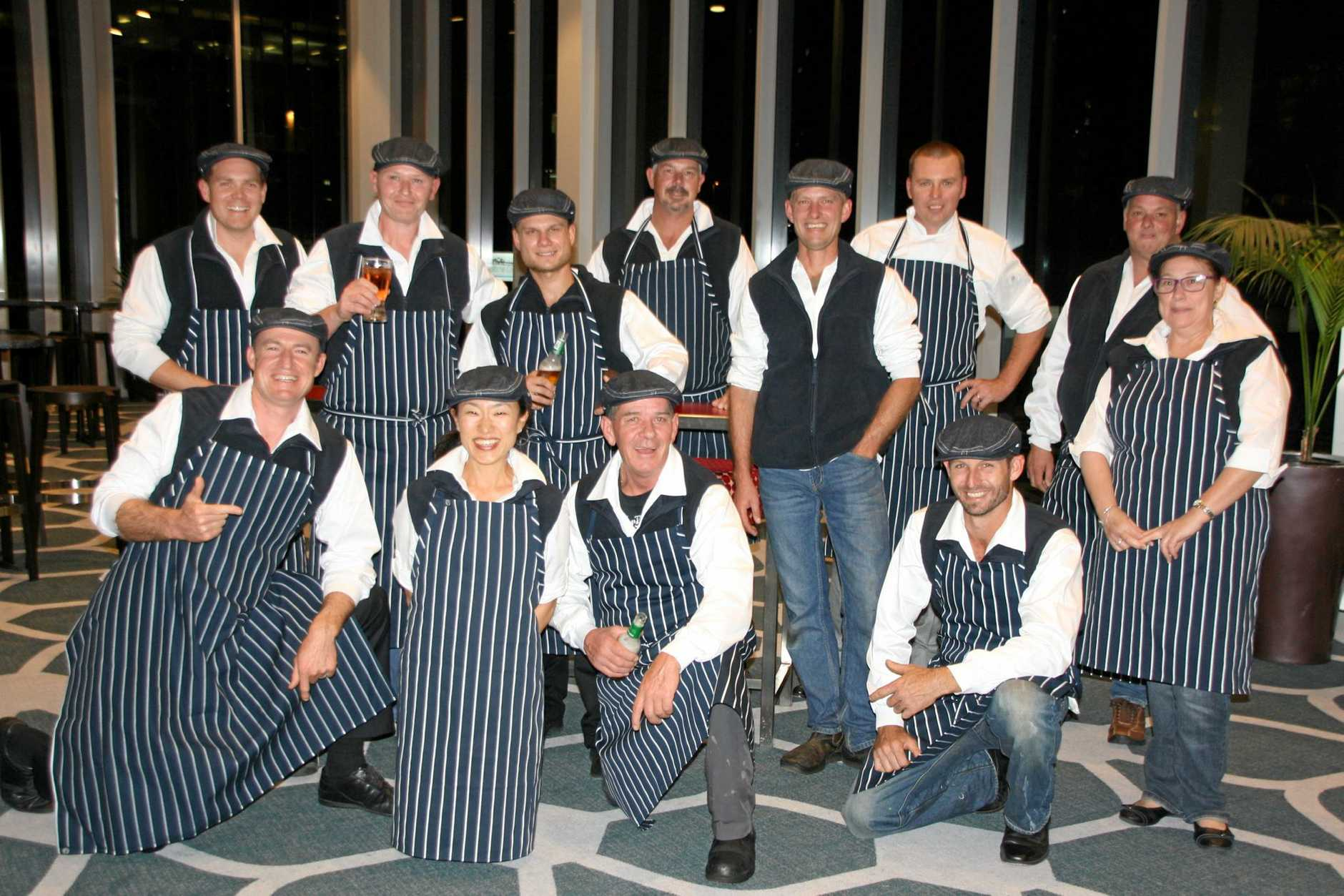 The team from Fresh Meats at Maroochydore.