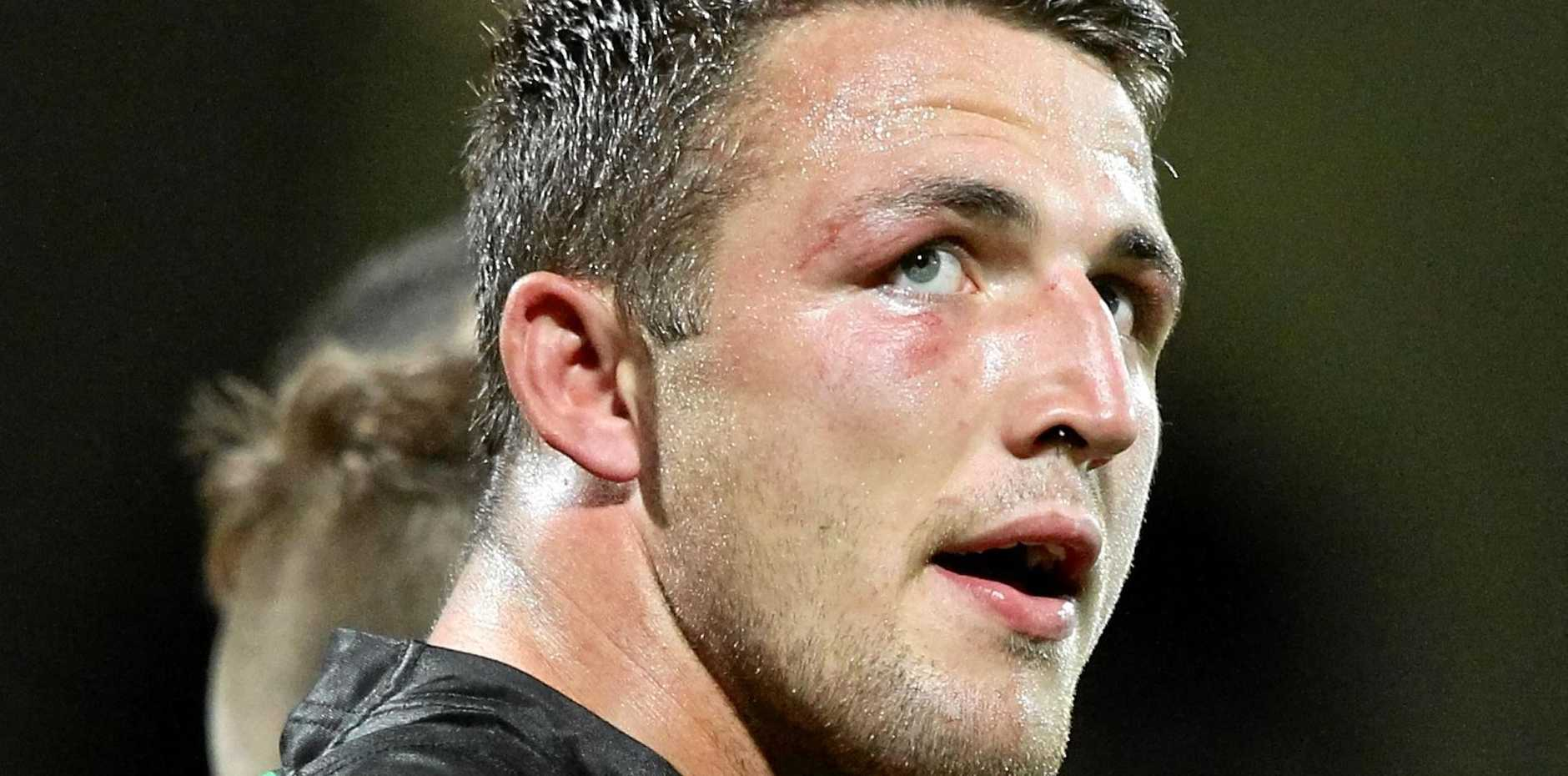 Sam Burgess of the Rabbitohs will captain England in the Four Nations tournament, starting this month.