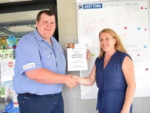 Proserpine vet wins community's trust