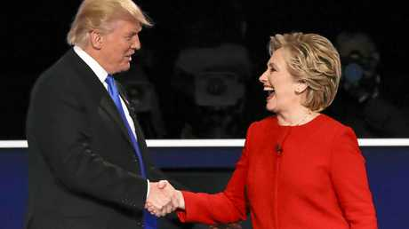 MP George Christensen believes Americans should be worried about both Donald Trump and Hillary Clinton.