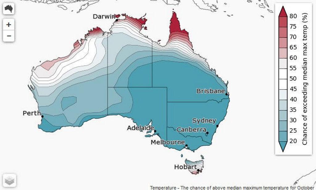 By Photo Congress || Maximum Temperature Today In Brisbane