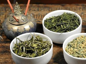Opening green tea online shop a natural move