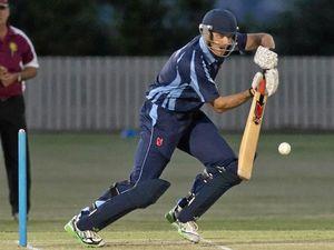 Bush Bradman gives Ipswich bowlers headaches