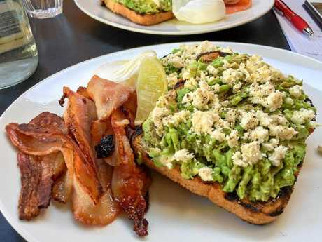 Giving up smashed avocado breakfasts could help you save for a home deposit.