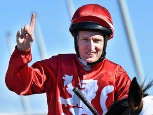 Jockey Craig Newitt realising his hoop dreams