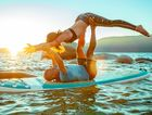 BODY AND SOUL: Wanderlust brings four days of yoga, meditation, music, and leisure activities to Novotel Twin Waters Resort.
