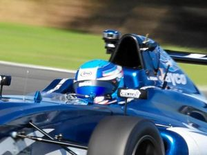 A second Toowoomba driver closes in on F4 title