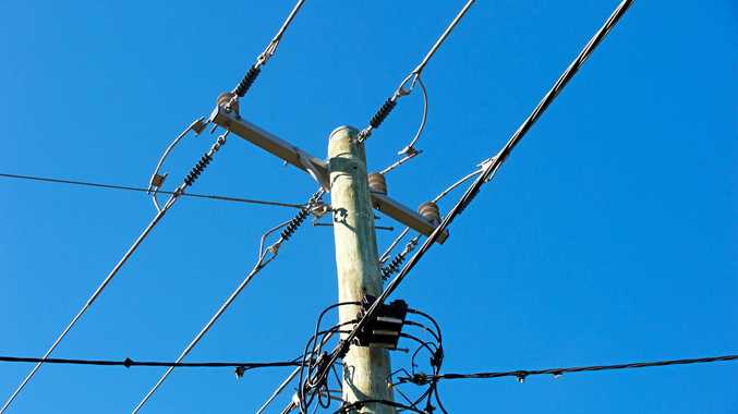 POWER OUTAGE: Thousands of customers were left without power at Sawtell and Toormina.