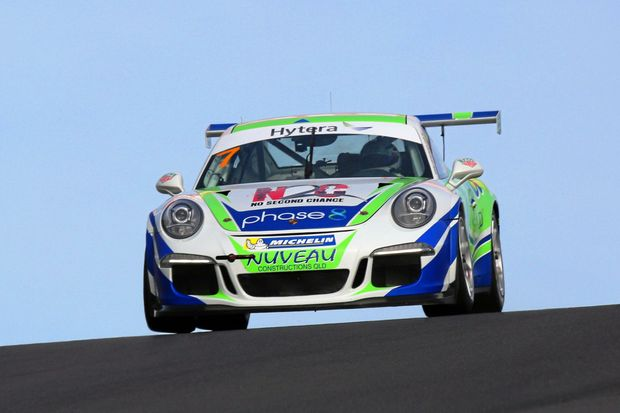 Matt Campbell gears up for Porsche Carrera Cup and V8s at Gold Coast.