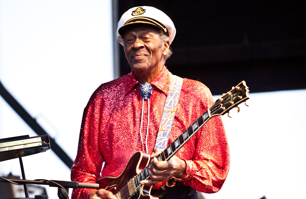 Legendary musician Chuck Berry has died aged 90, police have confirmed.