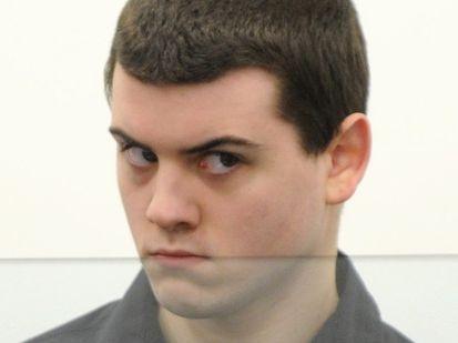 Alexander James William Merritt was found guilty of the murder of Karin Ann Ross. Photo / Christine O'Connor