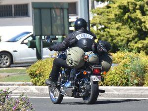 Bikies, drive-bys and gunshots; Warwick's week so far