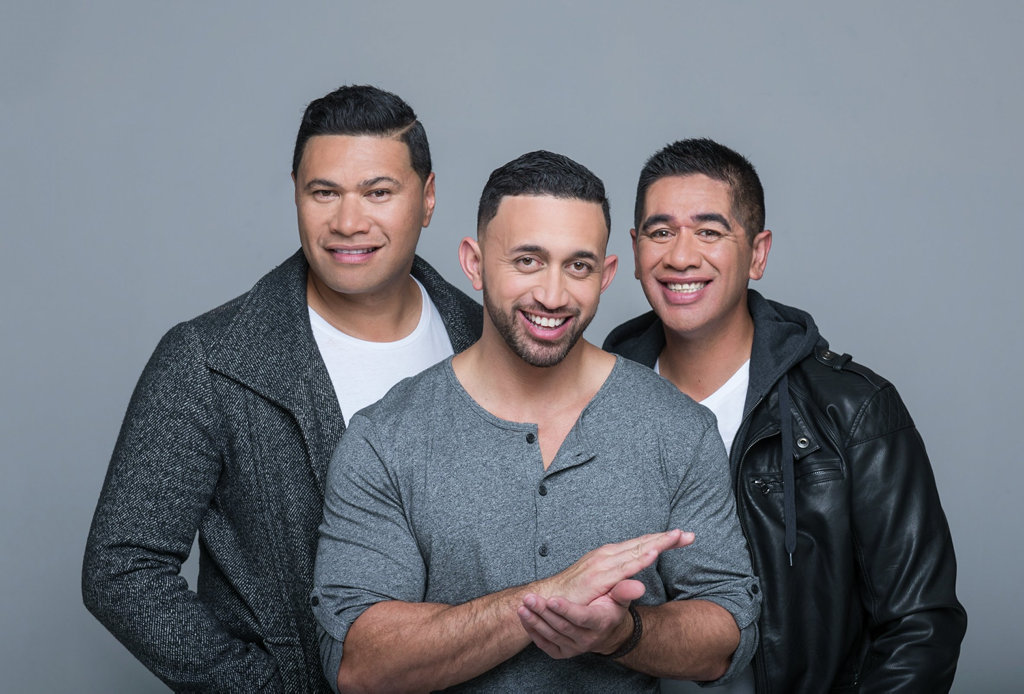 Former Voice contestants The Koi Boys have signed with Universal Music.
