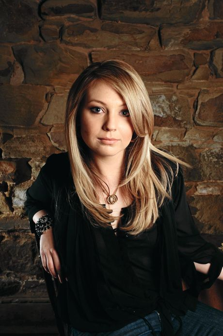 COMIN SOON: Country music singer Kristy Cox.