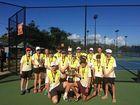 HOTSHOTS: Central Region won their third straight Queensland Junior Development Series Finals in a row.