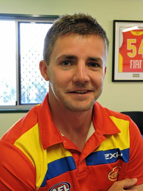 AFL Queensland regional manager in Mackay Jeff Neumann