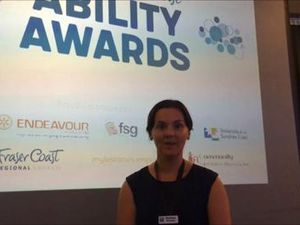 Fraser Coast Ability Awards