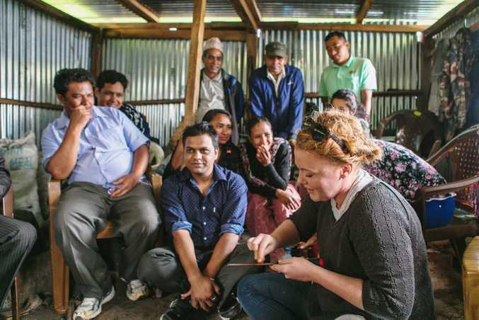 Ecobling in Nepal