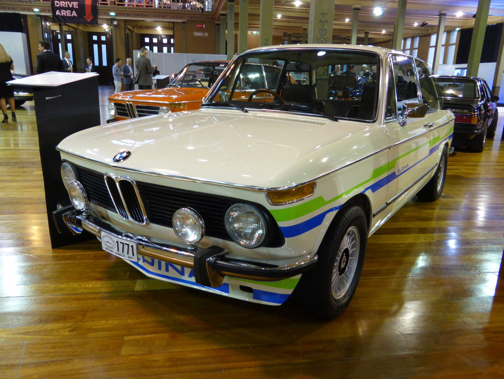1974 bmw 2002 tii alpina a4 coupe recreation at the. Black Bedroom Furniture Sets. Home Design Ideas