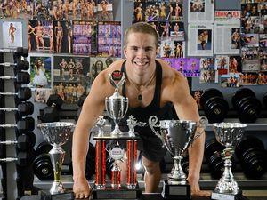 Meet Ipswich's own 'Mr Queensland' of bodybuilding