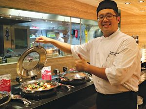 Singapore chefs with street cred